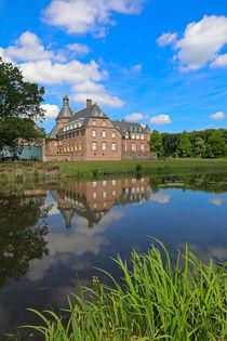 'Schloss Anholt' von Bernhard Kaiser