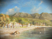 The Beach  von Apostolescu  Sorin