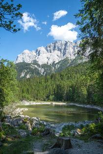 Grüner See by Stephan Gehrlein