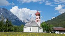 Kirche von Kirchplatzl von Stephan Gehrlein
