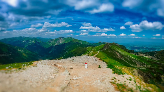 The-border-western-tatras