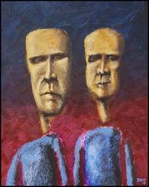 Pair of Blue by David Joisten