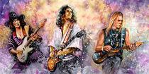 Strings Of Deep Purple by Miki de Goodaboom