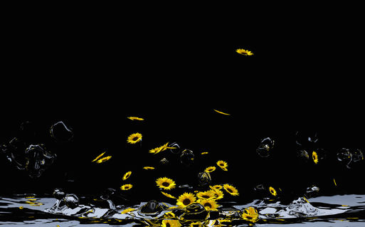 Blumenmeer