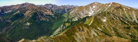 Czerwone-wierchy-western-tatras-mountain-in-poland