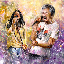 Ian Gillan Now And Then von Miki de Goodaboom