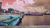 Port of Naples Experimental  von Rob Hawkins
