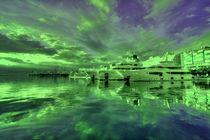 Rijeka Green  by Rob Hawkins