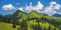 Mountains 4530 von Mario Fichtner