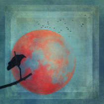 Rust moon  von Priska  Wettstein