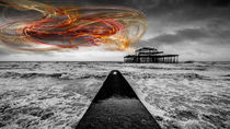 Spirit of West Pier  von Rob Hawkins