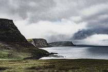 Küste an der Isle of Skye von michael-shumway