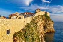 Walls of Dubrovnik von Michael Abid