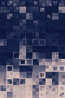 Cubeboard N.2 von oliverp-art