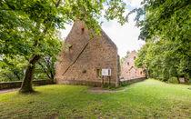 Klosterruine Disibodenberg - Hospiz by Erhard Hess