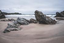 Sandstrand in Schottland von michael-shumway