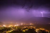 Kaprun thunderstorm von photoart-hartmann