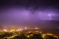 Kaprun thunderstorm by photoart-hartmann