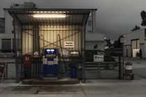 Station 4380 by Mario Fichtner