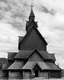 Heddal Stabkirche by haike-hikes