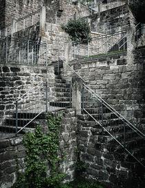 Staircase by Alexander Hartmann
