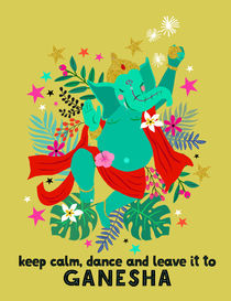 Keep calm and dance by Elisandra Sevenstar