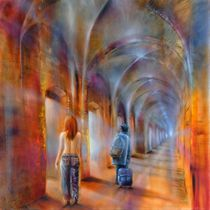 We are passengers von Annette Schmucker