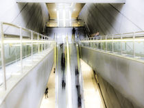 Metro II by Wilhelm Dreyer