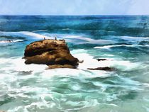 Rocks and sea von norisknimo