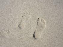 'meine Spuren im Sand...' von maja-310