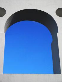 Arc in blue von Claudio Boczon