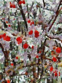 Winter's tale by Elena Oglezneva