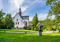 Kloster Eberbach (6) by Erhard Hess