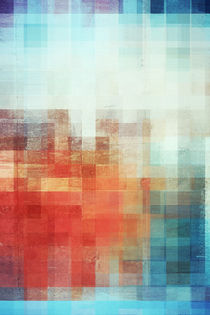 Pixelated Sunset by digital-art-creations