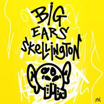 Big Ears Skellington  von Vincent J. Newman