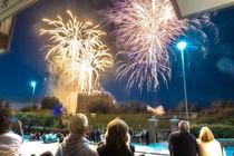 Norwich Fireworks von Vincent J. Newman