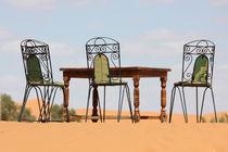 Relax in der Sahara von Martina  Gsöls