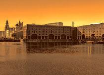 Albert Dock, Liverpool by John Wain