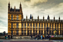 Westminster Palace 01 von AD DESIGN Photo + PhotoArt