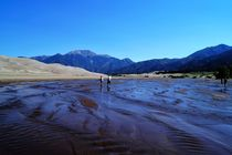 Great Sand Dunes by Frank  Kimpfel