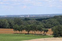 Panoramablick auf Lüneburg; 07.08.2017 by Anja  Bagunk