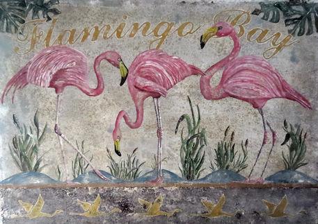 Flamingo-bay