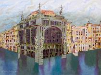 Memory of Saint Petersburg, Nevskij Prospekt by federico cortese