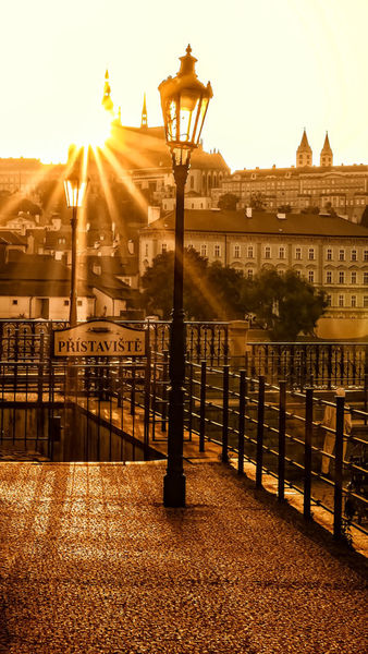 Sunset-in-prague-czech-republic