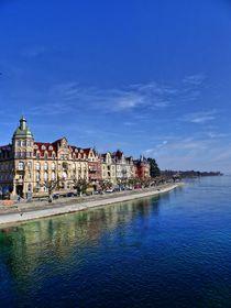 Seepromenade in Konstanz 2 von kattobello
