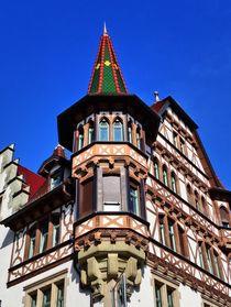 Fachwerkhaus in Konstanz von kattobello