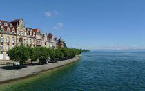 Seepromenade in Konstanz von kattobello