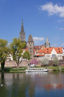 Ulm an der Donau 2 by kattobello