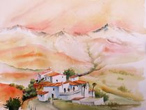 Andalusien by Theodor Fischer
