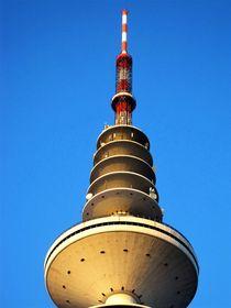Hamburger Fernsehturm, von unten  von assy